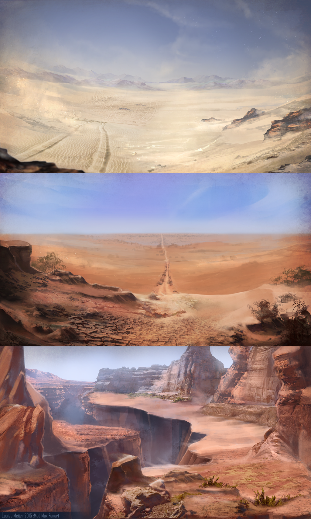MadMax environment concept by Roiuky on DeviantArt