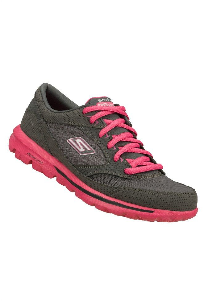 newest 67d21 c5db9 Skechers Go Walk Baby womens athletic shoes. - Scrubs and Beyond