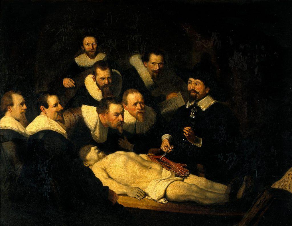 Rembrandt Paintings Rembrandt Il Poeta Del Chiaroscuro