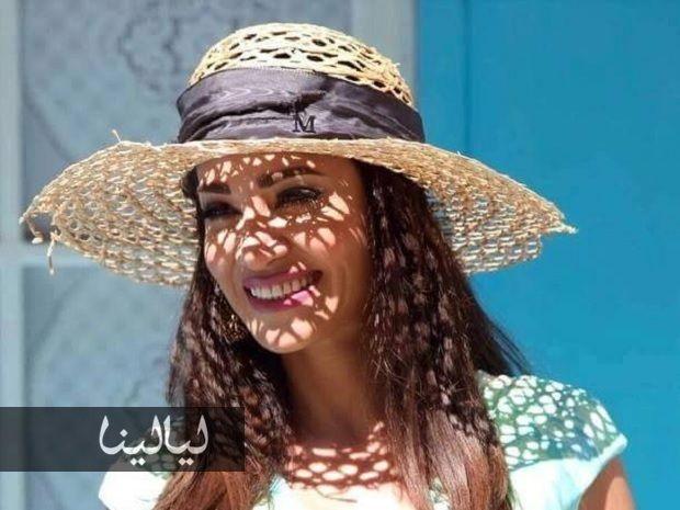 صور ديانا حداد بنحافة خصر مذهلة موقع ليالينا Fashion Bucket Hat Hats