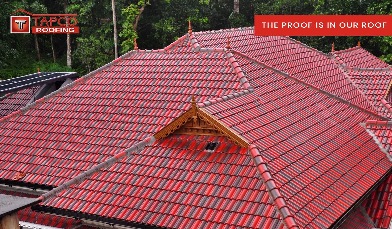 The best ceramic roof tile brand in Kerala, provide brand
