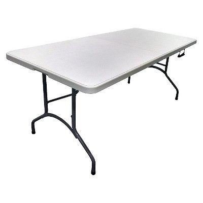 Banquet Table Plastic Dev Group At Target Affiliate Link Banquet Tables Folding Table Dining Furniture Makeover
