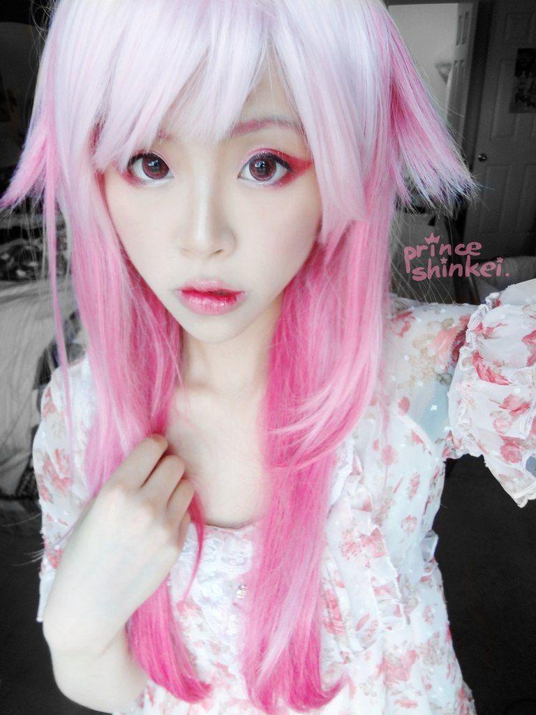 Esrldlxsyog makeup and hair pinterest kawaii