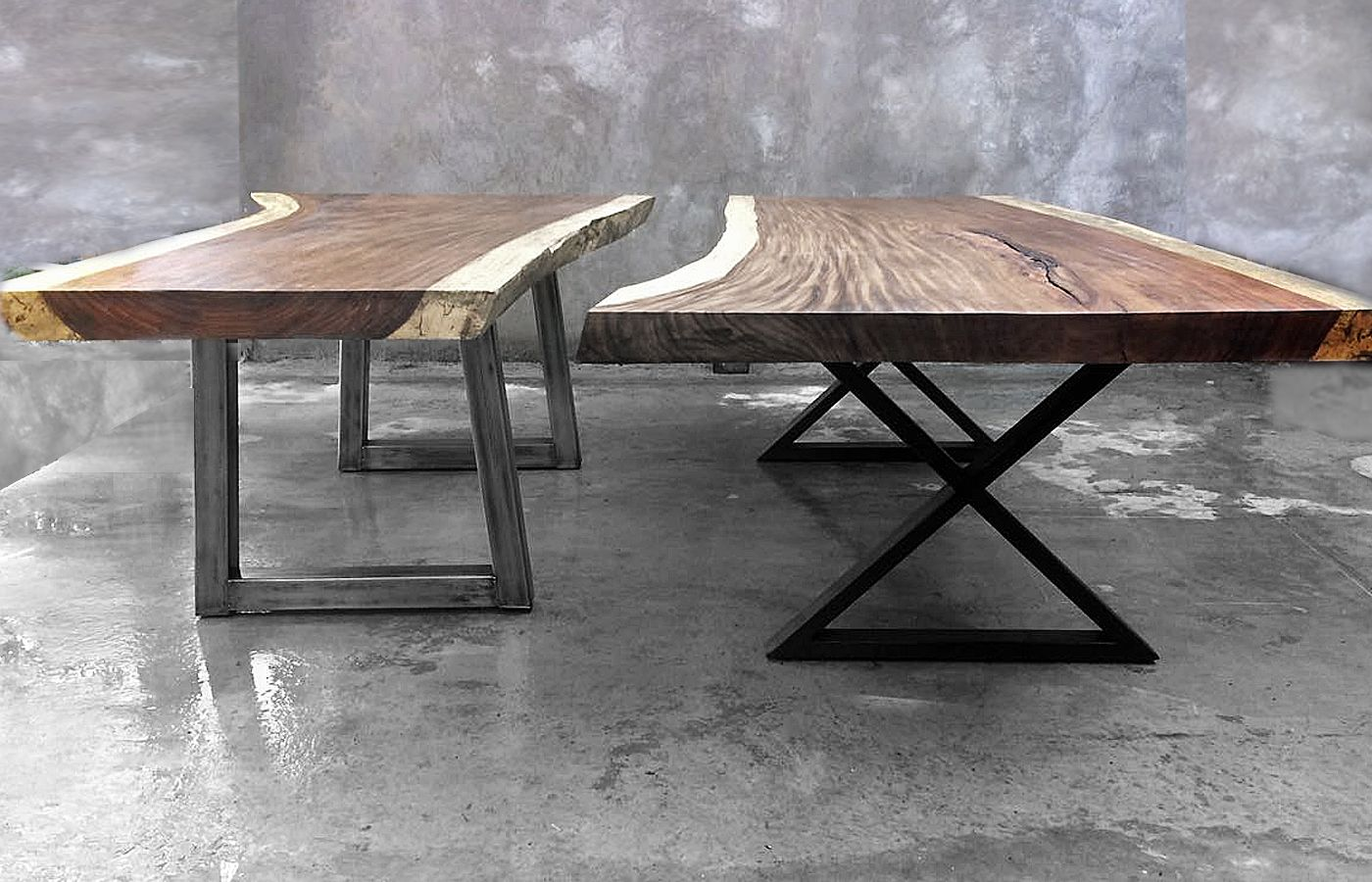 Unique Wood Table Ideas For Modern Designs Leg