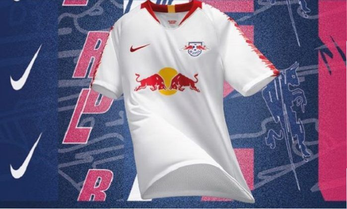 937366dd85e RB Leipzig 2018 19 Nike Home and Away Kits