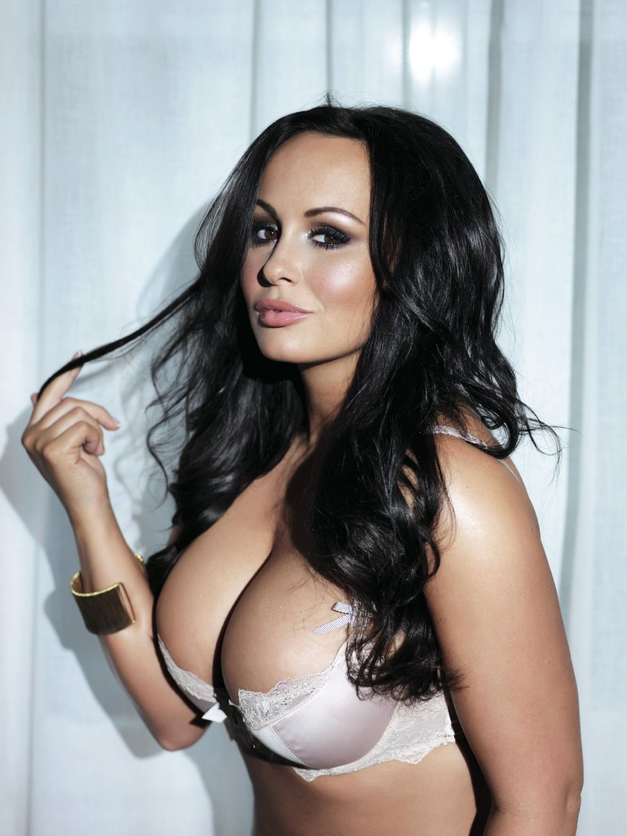 Consider, that Chanelle hayes sexy naked topless pics you wish