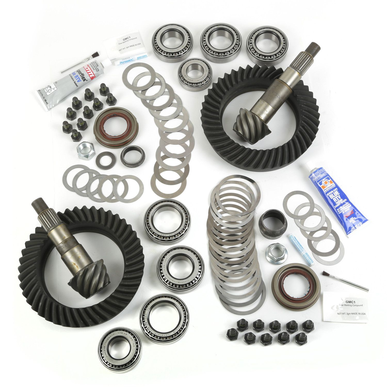 Alloy USA 352050 Ring And Pinion Overhaul Kit