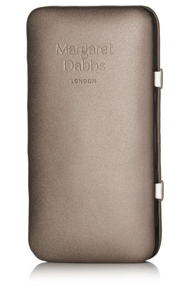Margaret Dabbs London Leather Manicure and Pedicure Set - Clear Margaret Dabbs London Leather Manicure and Pedicure Set - Clear