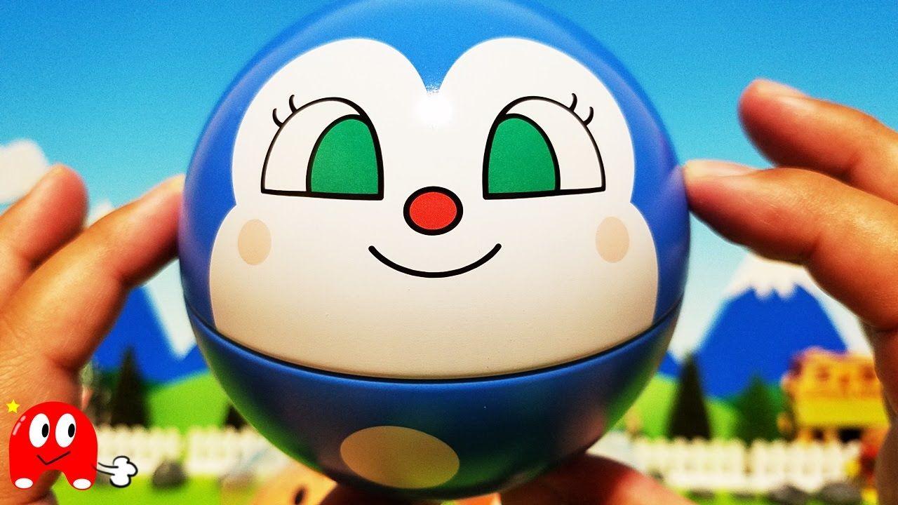 アンパンマン アニメ&おもちゃ ミュージアム ドキンちゃんの妹 コキンちゃん登場!美味しいクッキーだ
