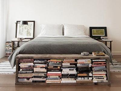 Extra ruimte in de slaapkamer | 365 Woonideeën - Slaapkamer ...