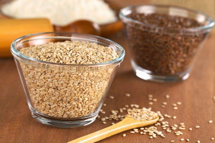 engordan la semillas de sesamo
