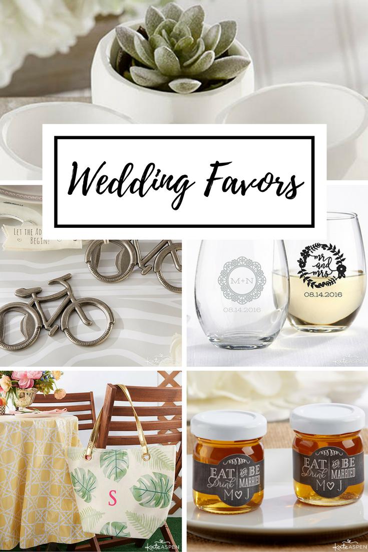 Wedding Favor Trends | Wedding Ideas