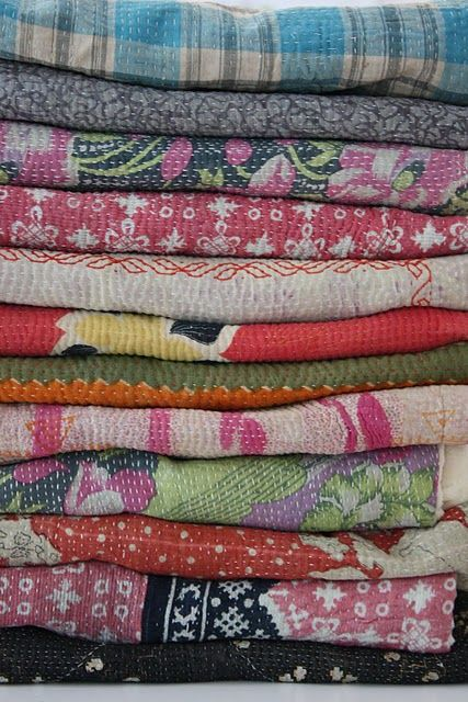 Bunches of Quilts