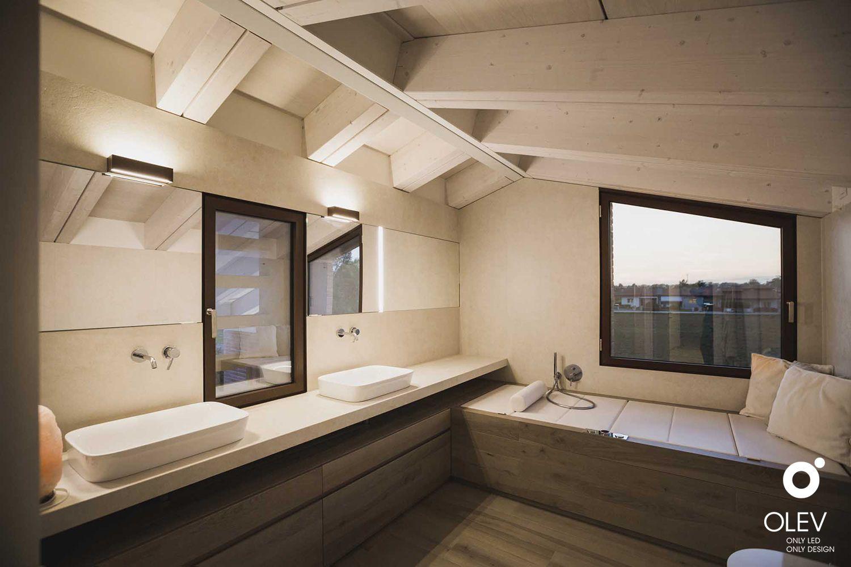 Applique Specchio Bagno Moderno zen nel 2020 | specchio del bagno, applique, bagno