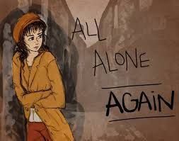 Eponine Thénardier - fictional character from Les Misérables by Victor Hugo - type 4w3 Sx/Sp