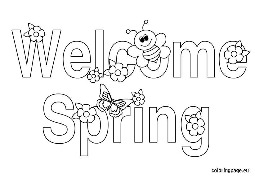 spring Spring Pinterest