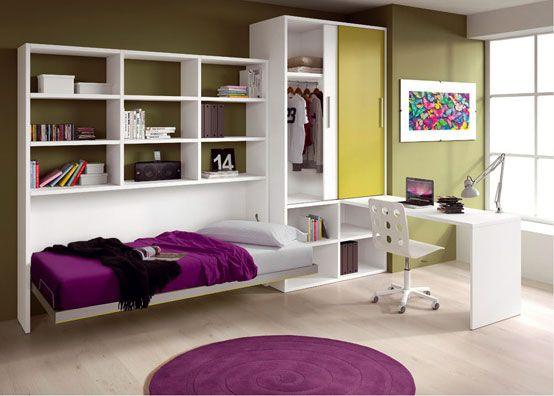 ranger,profiter espaces,petits espaces,petits appartements,decorer loft