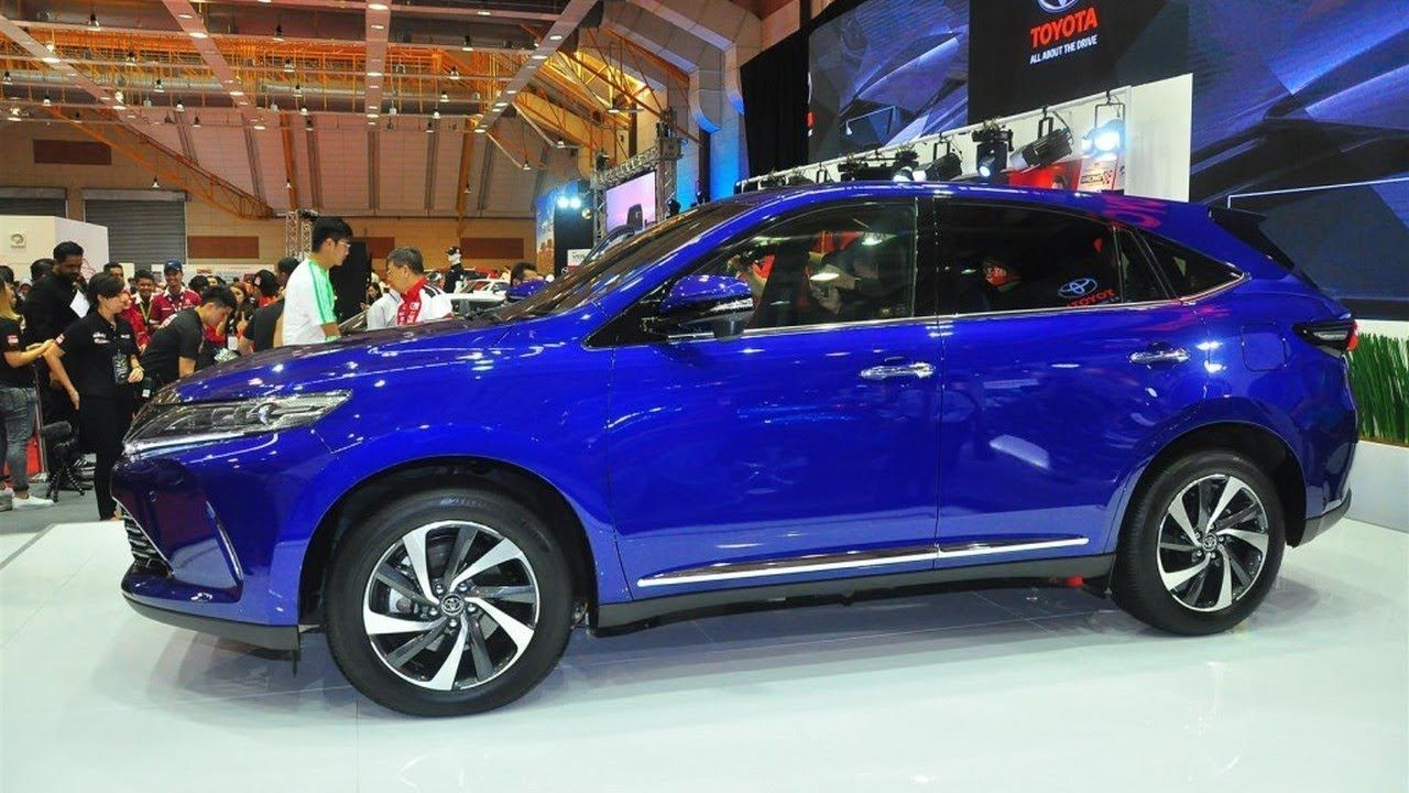 First Look Review 2018 Toyota Harrier 2 0 Turbo In Malaysia