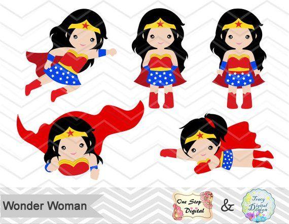 36+ Wonder woman clipart ideas in 2021