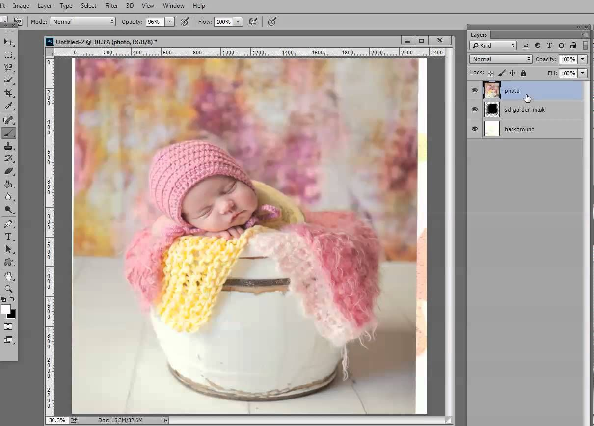 How To Use Photo Masks (With images) Photo mask, Digital