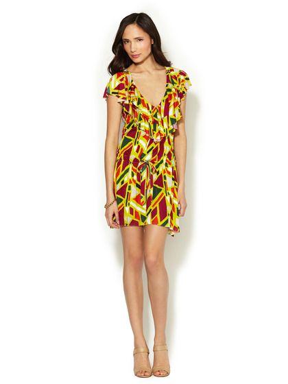 T bags yellow dress