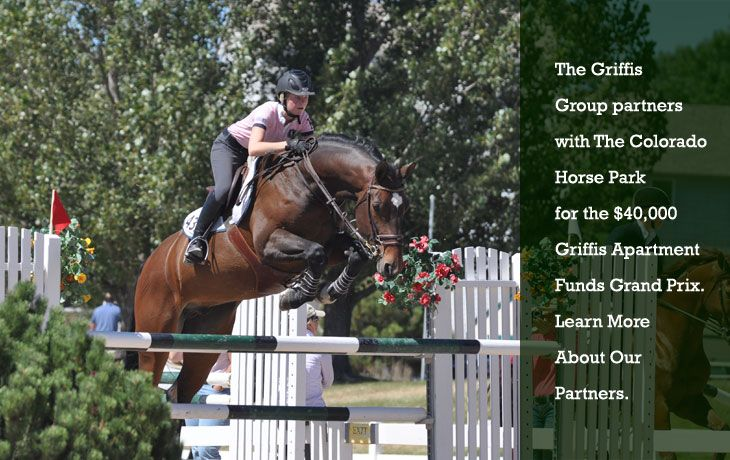 Colorado Horse Park has great events, clinics and competitions in 2012!