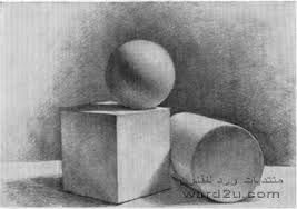 Image Result For طبيعه صامته اشكال هندسيه Cool Dorm Rooms Pencil Drawings Geometric