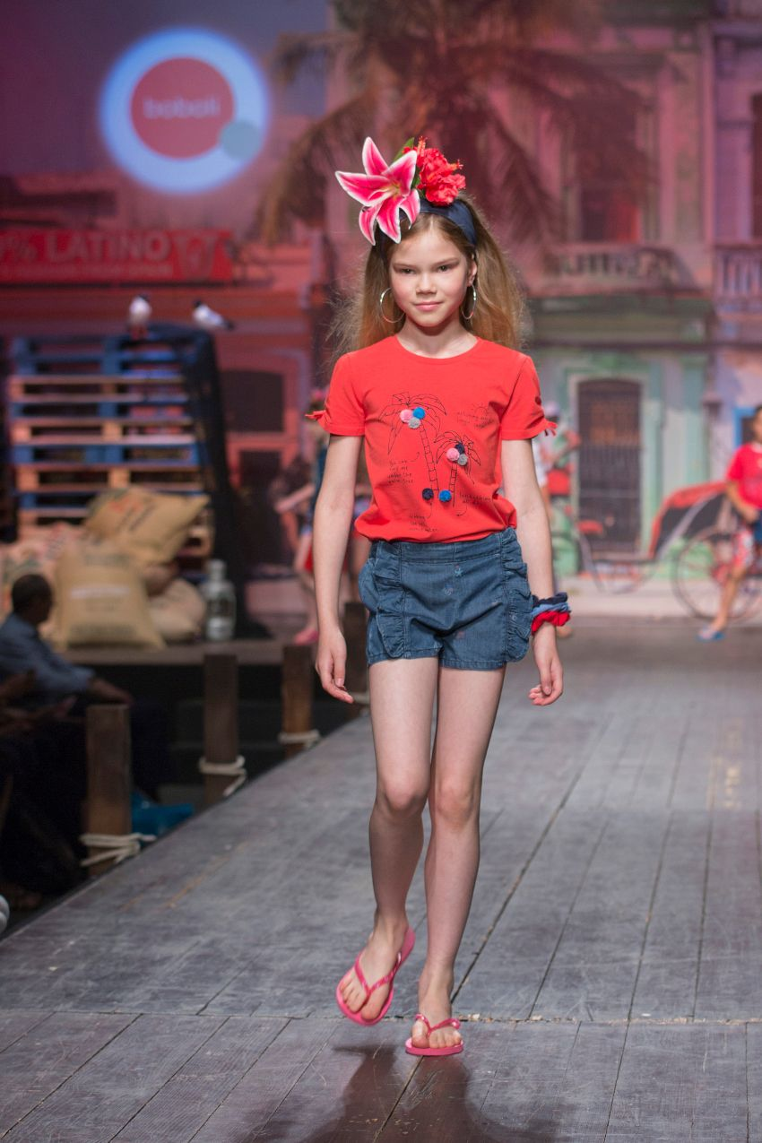 Children S Fashion From Spain Pitti Bimbo 87