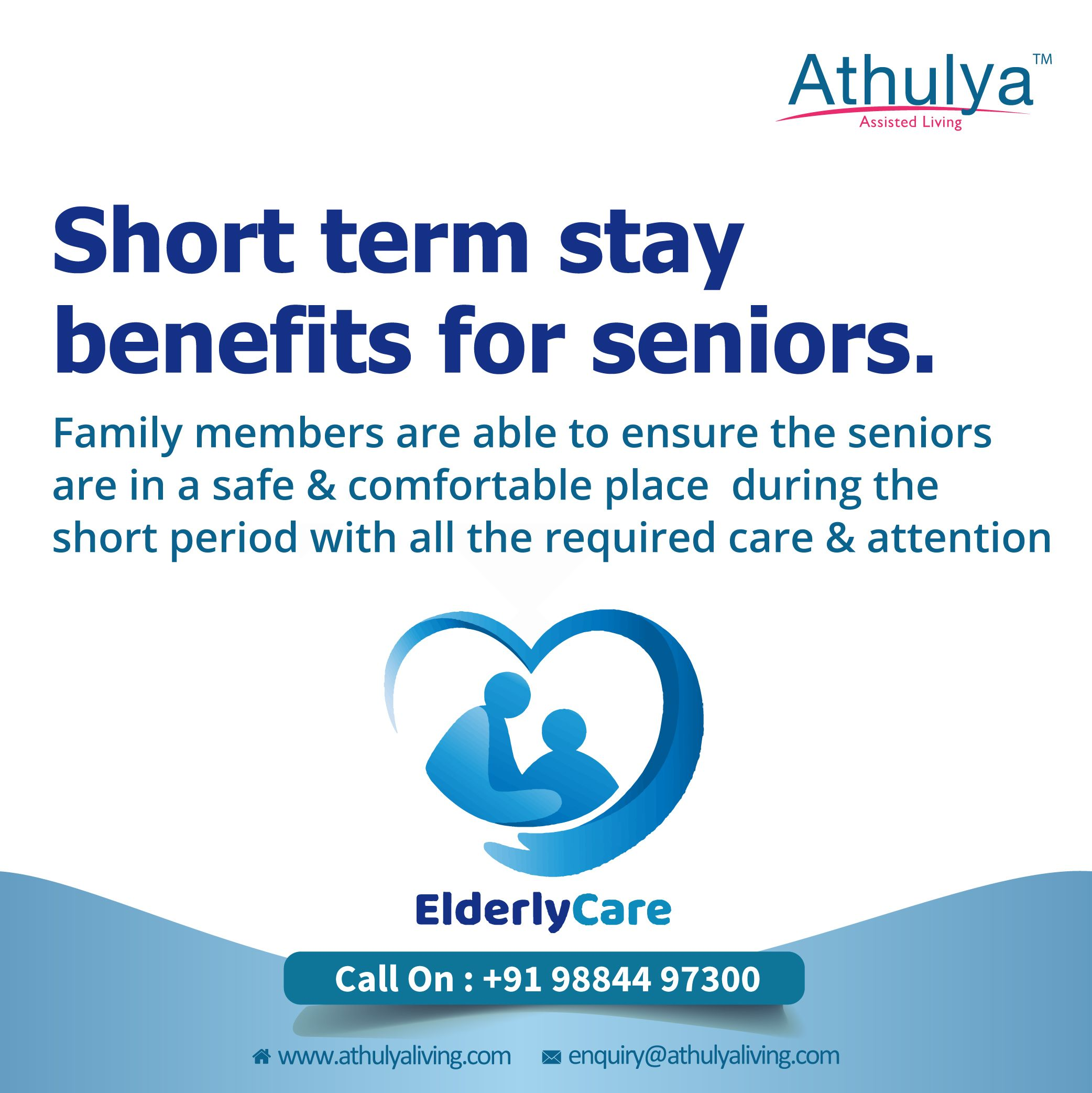 Pin on Athulya Assisted Living