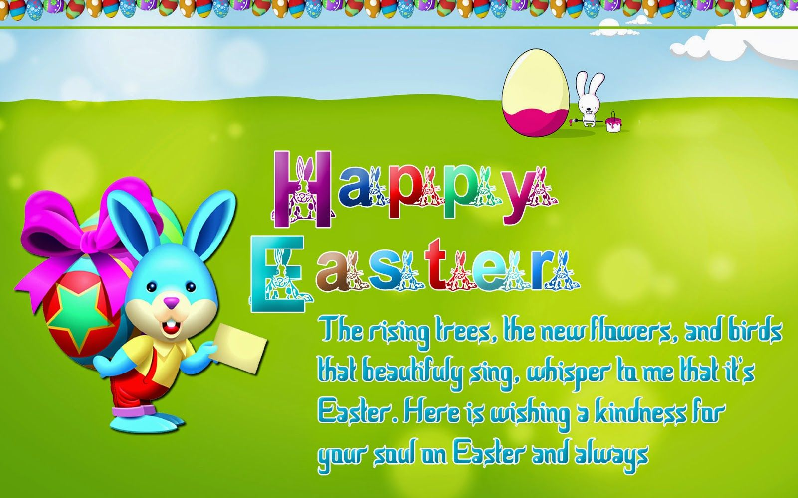 Happy ester sunday wishes sms messages wallpaper easter happy ester sunday wishes sms messages wallpaper kristyandbryce Choice Image