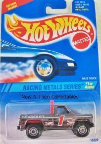 Hot Wheels 1995 Racing Metals Series #1 #5.00