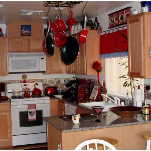 My lil Kitchen.