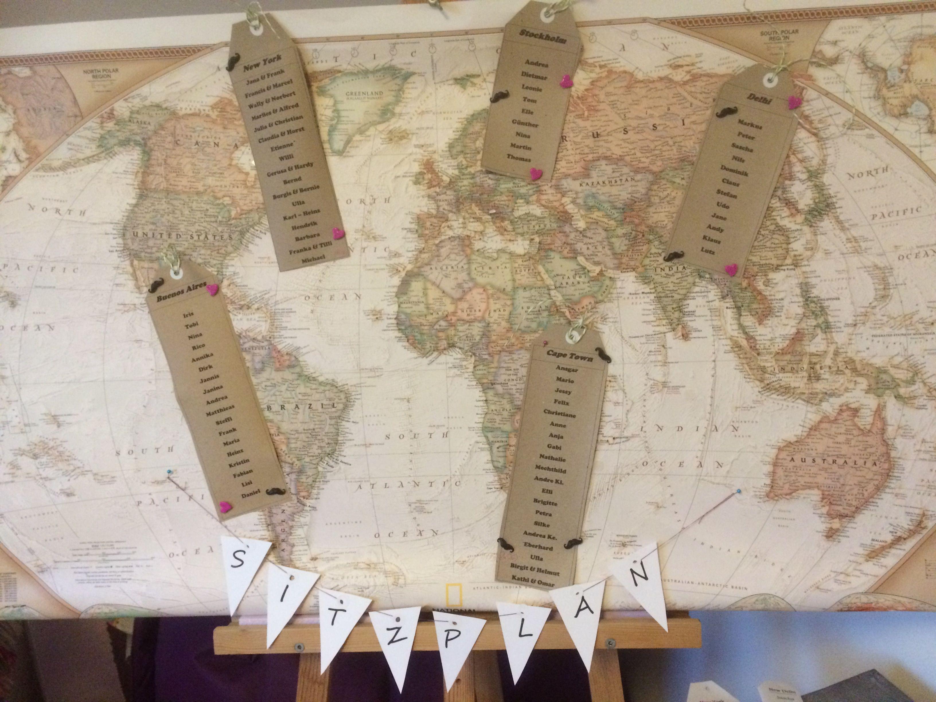 Großartig Weltkarte Mit Städten Galerie Von Vintage Weltkarte!wir Haben Zu Den Städten Thematisch