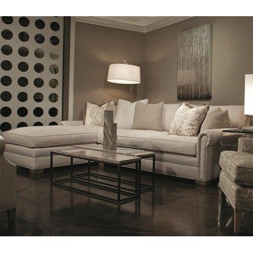 Ashley Furniture Washington Dc: Ryan Left Arm Facing Sofa Chaise W/ Roll Arms By