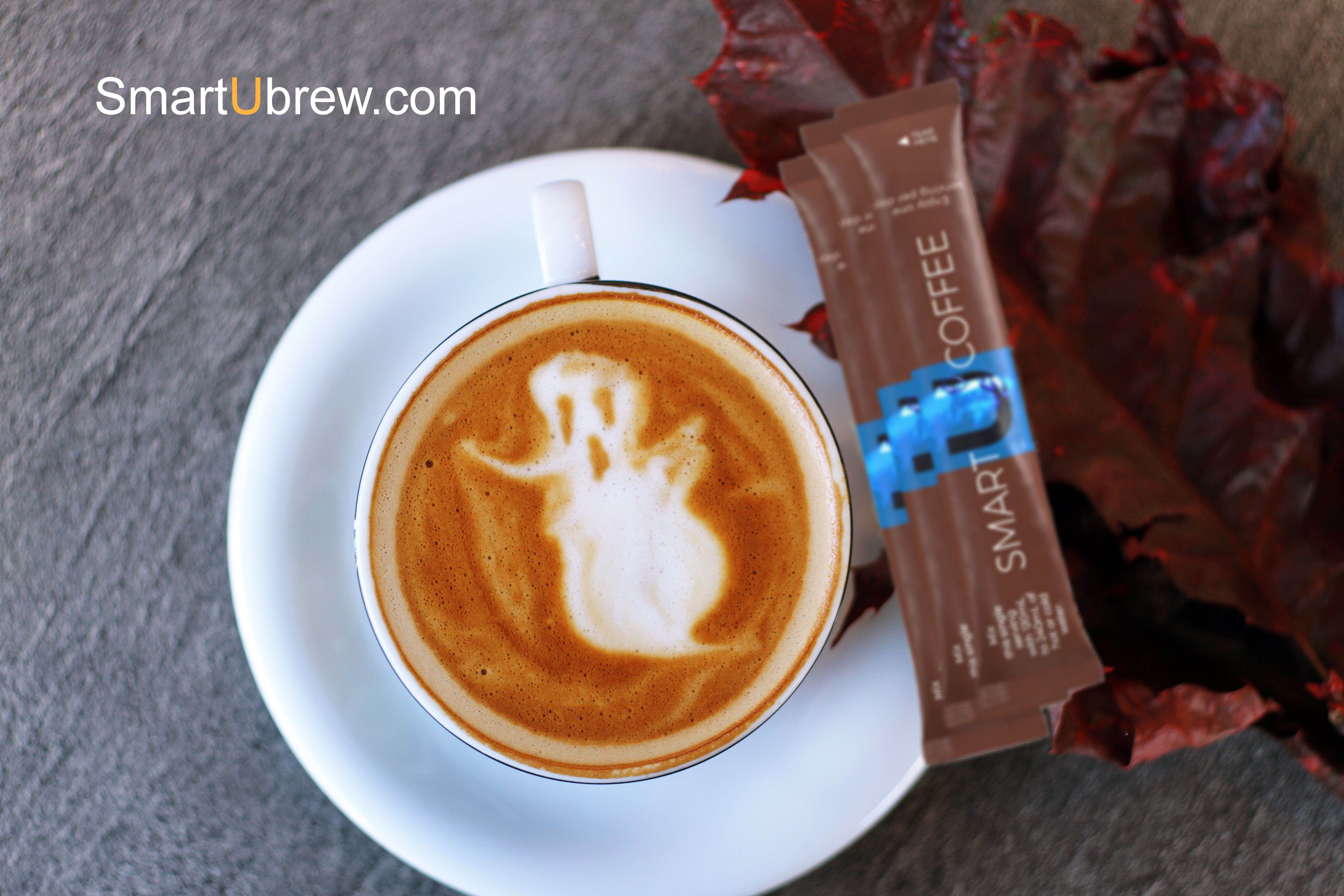 revital U Smart Coffee - Its No Trick but sure is a Treat. There is nothing Spooky about this ...