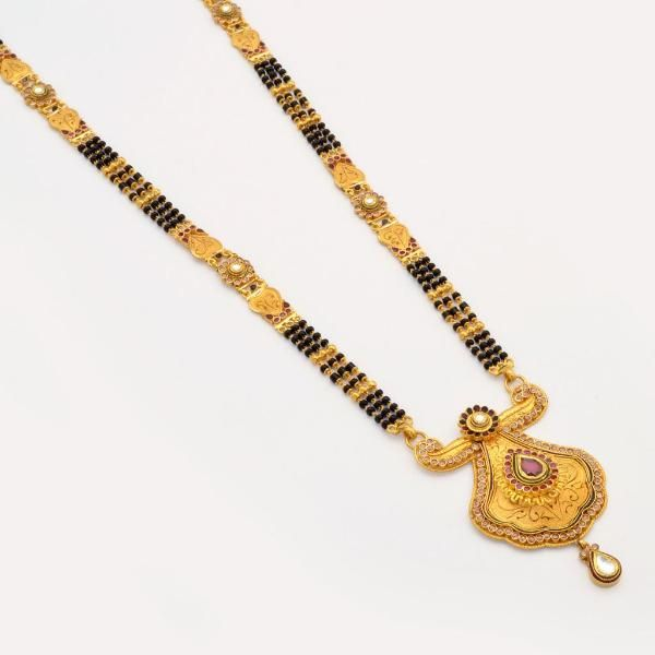 Traditional Gold Jewellery Maharashtrian Marathi - Gold Jewellery Design Necklace Sketches