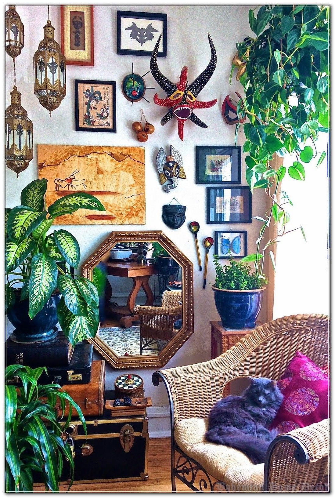 Here Is What You Should Do For Your Bohemian Home Decor
