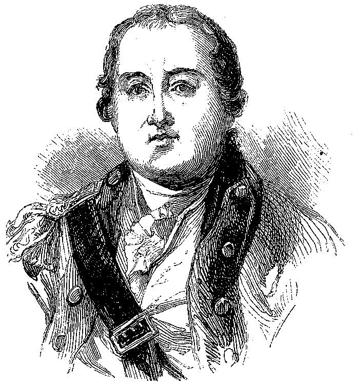 On this day in 1752, a distant cousin of George Washington is born in Virginia. William Washington would serve as an officer in the Continental Army throughout the American Revolution. Can you believe that this Washington once tricked a group of more than 100 Loyalists into surrendering their position, despite the fact that he had no artillery? Surely those Loyalists felt pretty silly once they realized they'd been fooled! Washington was present early in the war as Americans were chased out…