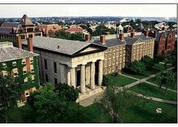 Dünyanın en eski üniversiteleri - BROWN University United States  Kuruluş yılı:1764
