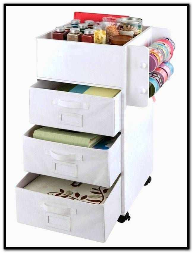 Recollections Craft Storage Collection - love the ribbon storage; use a paper towel holder  sc 1 st  Pinterest & Recollections Craft Storage Collection - love the ribbon storage ...
