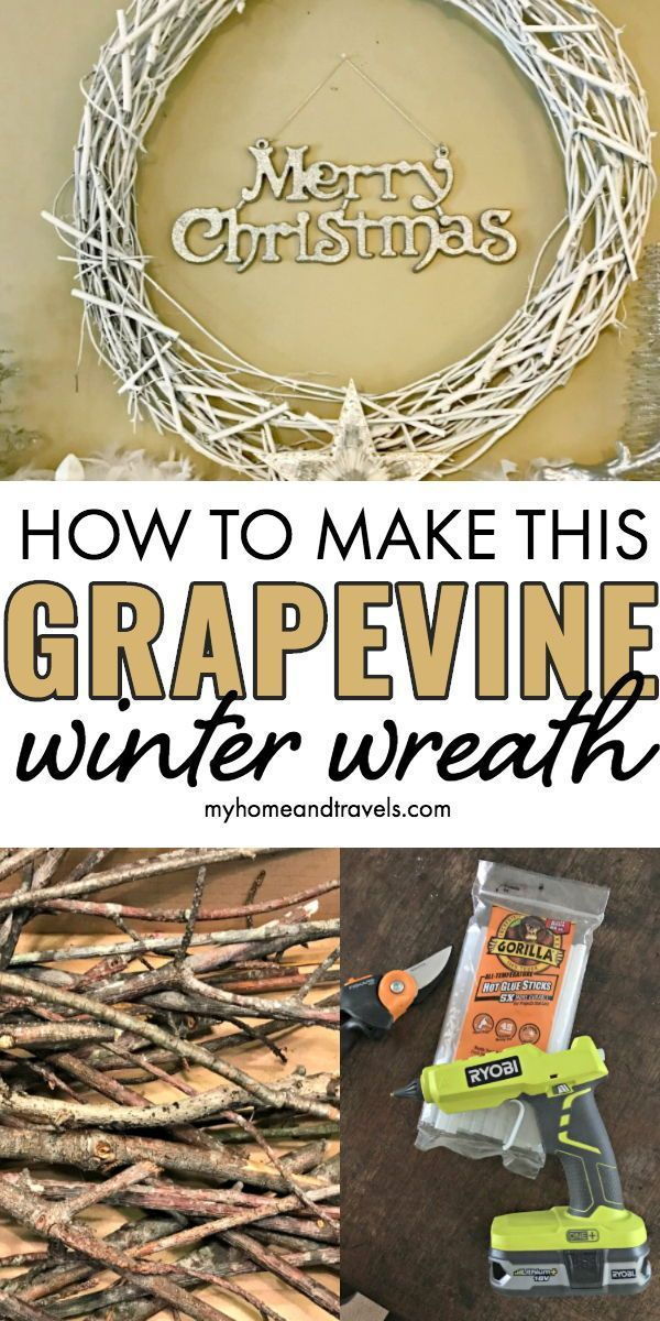 Photo of My White Grapevine Wreath is Perfect for All Winter – My Home and Travels