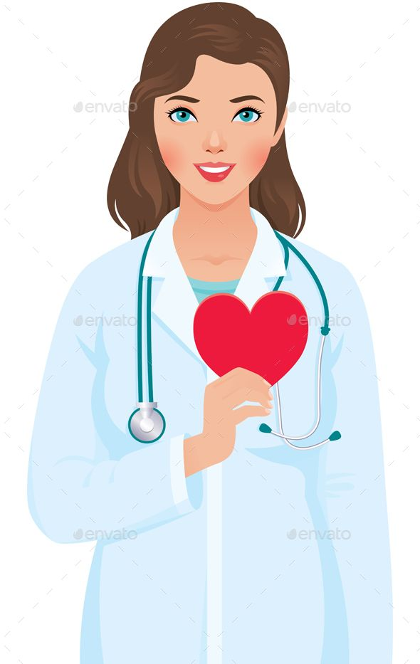 Woman Cardiologist I Hold Heart Symbol Medical Wallpaper Health