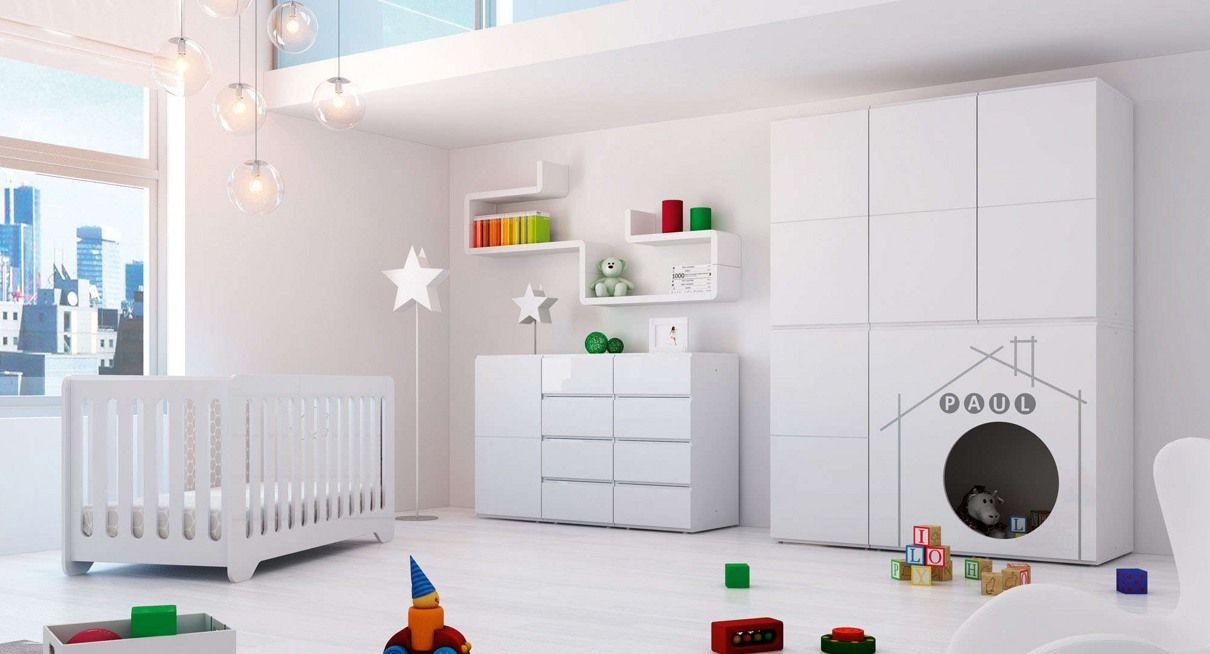 coleccin modular play infantiles de diseo color blanco con un armario de juegos para