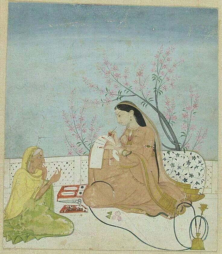Postcolonialism in indian writing art