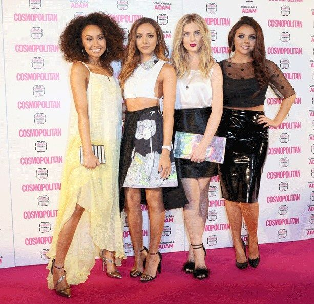Little Mix...always so fashionable