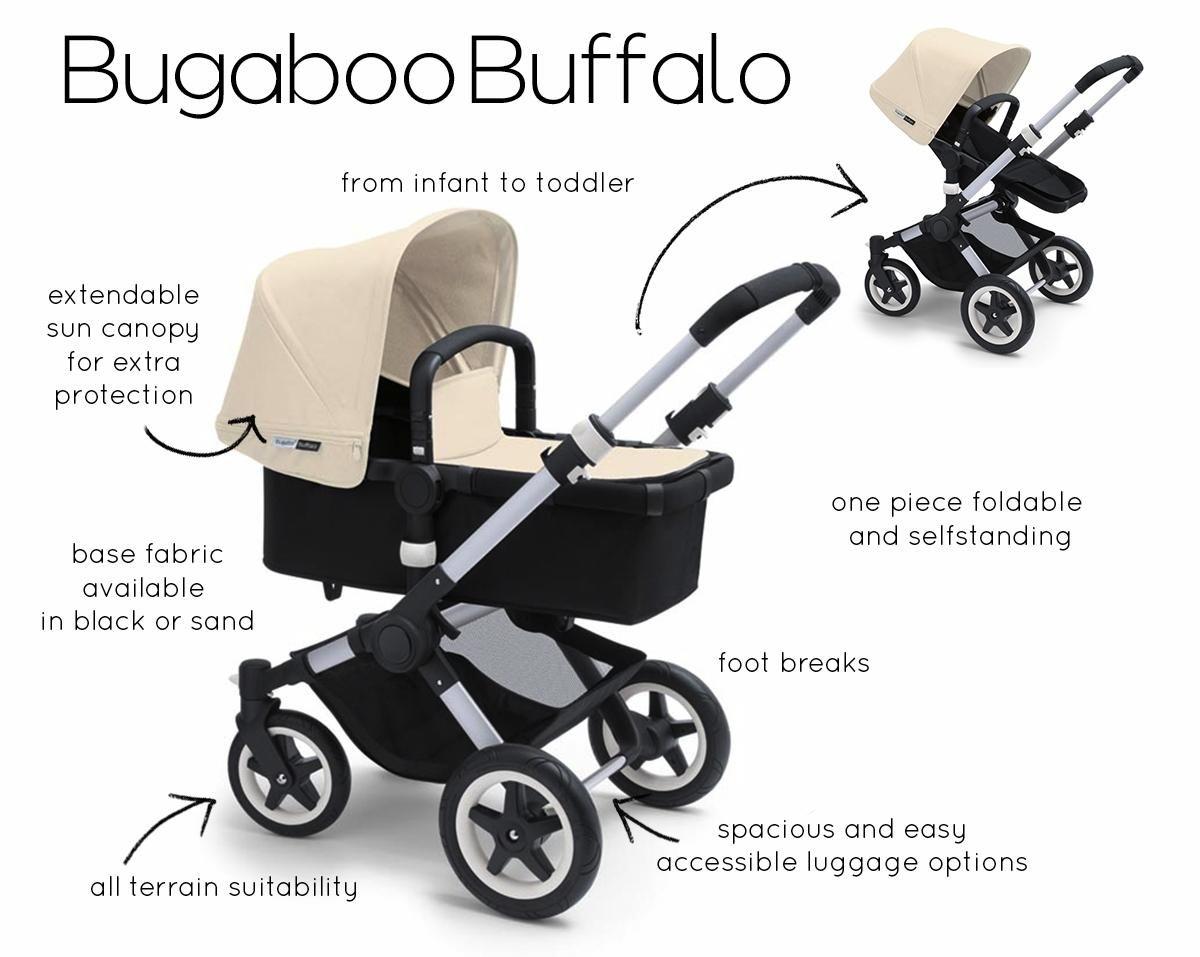 Bugaboo Buffalo   Cochecito bugaboo, Carritos