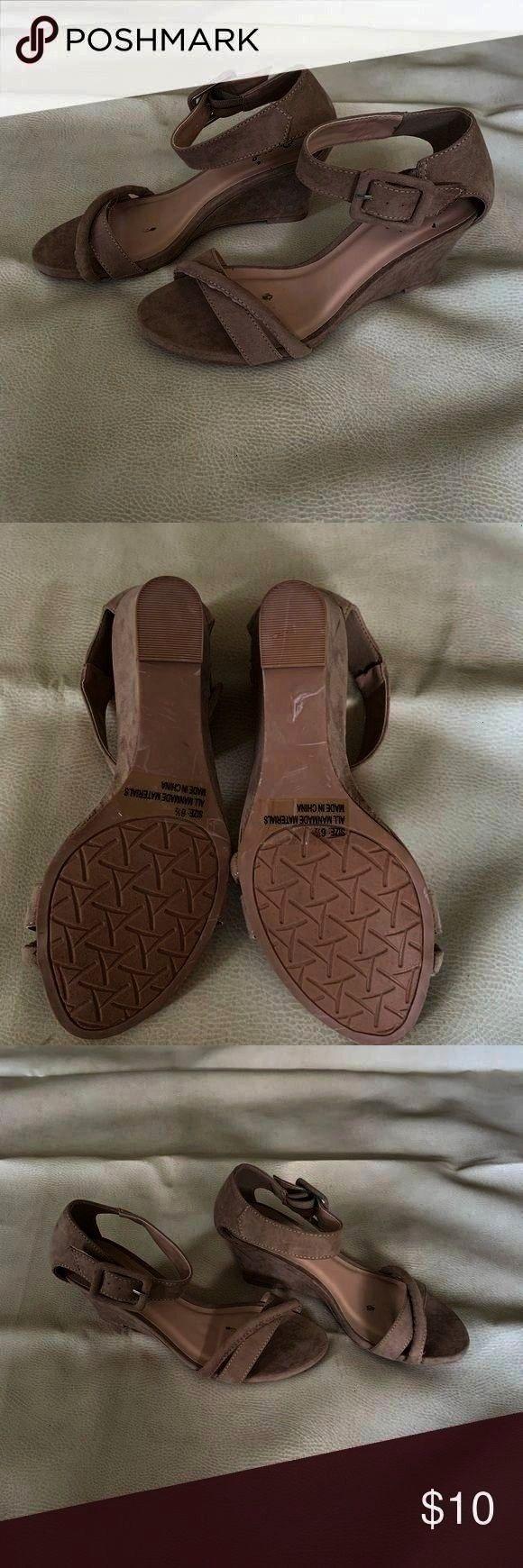 Low heel wedge sandals Shoes Wedges  My Posh Picks  Tan suede wedge Low heel wedge sandals Shoes Wedges  My Posh Picks  Tan suede wedge Low heel wedge sandals Shoes Wedge...
