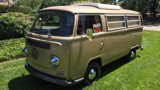 1968 Pop Top 1641cc For Sale In Benton Harbor Sw Michigan Vw Bus Camper Bus Camper Benton Harbor