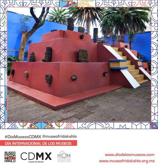 Museo Frida Kahlo Museofridakahlo Frida Kahlo Muri Vivi