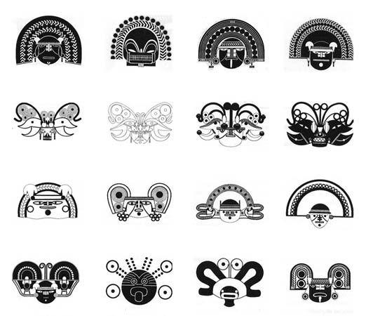 Colombian tolima tattoo black GoogleSuche Tattoo t Art